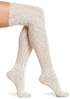 UGG Slouchy Slub Thigh High Socks