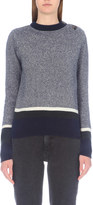 MiH Jeans Guernsey knitted jumper