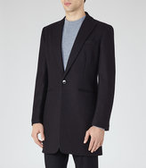 Reiss Duke Peak Lapel Coat