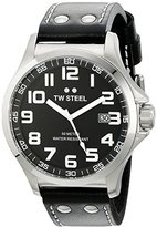 TW Steel Unisex TW409 Pilot Black Watch