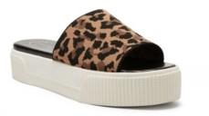 Jessica Simpson Women's Ezira Platform Slides Women's Shoes