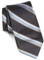 Ted Baker Men's Stripe Woven Silk Tie