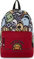 A Bathing Ape Baby Milo and Friends backpack