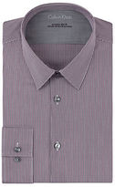 Calvin Klein Extreme Slim Fit Micro Check Dress Shirt