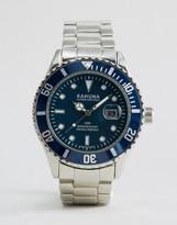 Kahuna Bracelet Watch In Silver