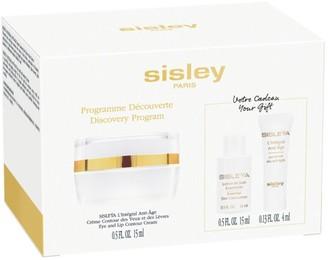 Sisley Paris Sisleya L'Integral Anti-Age Eye and Lip Contour CreamDiscovery Set - $270.50 value