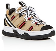 Burberry Unisex Union Low-Top Sneakers - Toddler, Little Kid