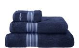 Calvin Klein Riviera Midnight Towel - Guest Towel