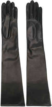 Manokhi Long Pull-On Gloves
