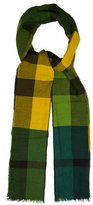 Burberry Exploded Check Shawl