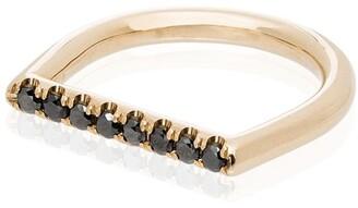 Dru 14kt Yellow Gold Diamond Ring