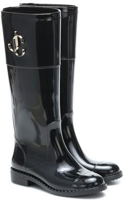 Jimmy Choo Edith rain boots