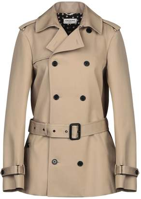 Saint Laurent Overcoats