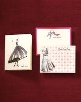 Party Girl Folded Notes & Envelopes