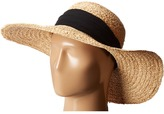 Hat Attack Braided Sunhat w/ Scarf Band