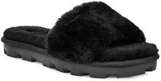 UGG Cozette Sheepskin Slides