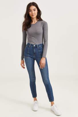 Ardene Skinny Ankle Length Jeans