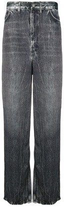 Balenciaga Baggy Fit Jeans