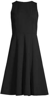 Trina Turk Bacall Sleeveless Fit & Flare Dress