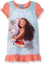 Disney Moana Nightgown for girls