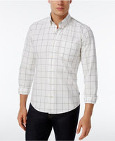 Barbour Men's Halton Windowpane Cotton Shirt