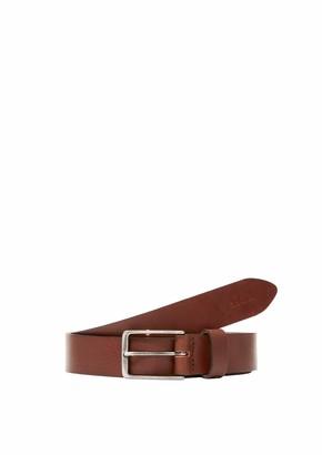 S'Oliver Men's 97.912.95.3141 Belt