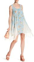 Ryu Floral Printed Sleeveless Dress