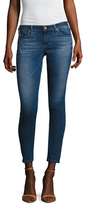 AG Adriano Goldschmied Distressed Denim Leggings