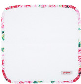 Cath Kidston Antique Rose Band Towel - Face Cloth
