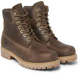 Timberland Heritage Leather Boots