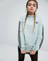 adidas Original Three Stripe Sweatshirt
