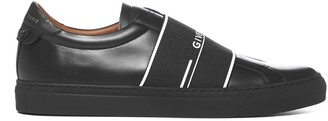 Givenchy Logo Strapped Sneakers