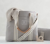 Pottery Barn Kids Classic Mom Tote- Grey Twill (Updated N/S Tote)