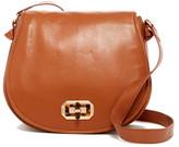 Foley + Corinna Whitney Leather Saddle Bag