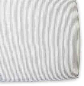 Pehr Stripes Away Crib Sheet