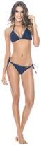 Agua Bendita B. Navy Bikini Bottom AF50148T1B