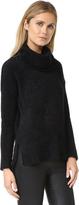 BB Dakota Warner Oversized Turtleneck Sweater