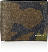 Givenchy Men's Camouflage Billfold