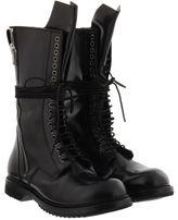 Rick Owens Double Zip Boot
