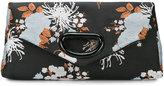 Dries Van Noten floral print clutch