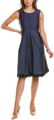 Sara Campbell Trapeze A-Line Dress