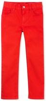 Petit Bateau Boys five-pocket colored denim pants