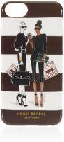 Henri Bendel Uptown Girls Graphic Case for iPhone 6/7