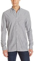 Barney Cools Men's Kingswell Long-Sleeve Shirt