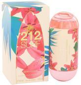 Carolina Herrera 212 Surf by Eau De Toilette Spray for Women (2 oz)