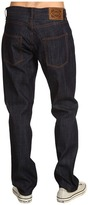 Obey Standard Issue Straight Leg Jeans (Raw Indigo) - Apparel
