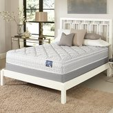 Serta Gleam Euro Top Twin XL-size Mattress Set