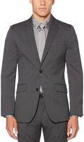 Perry Ellis Slim Fit Heather Suit