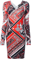 Just Cavalli paisley patterned dress - women - Spandex/Elastane/Viscose - 40