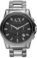 Armani Exchange Men's Stainless Steel Smart Chronograph Watch